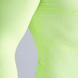 成人款底層衣Keepdry 500-螢光黃