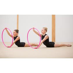 Cerceau de Gymnastique Rythmique de 65 cm Rose