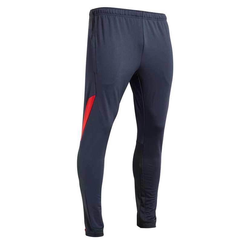 ABBIGLIAMENTO CALCIO ADULTO PESANTE Sport di squadra - Pantaloni calcio T500 grigi KIPSTA - Abbigliamento calcio