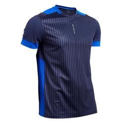 Camiseta de Fútbol Kipsta F500 adulto azul marino