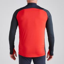 Trainingsjack voetbal T500 rood