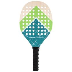 Set raquettes Beach Tennis Experience Blue