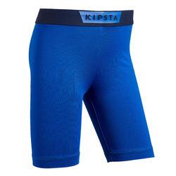 Short Térmico Kipsta Keepdry 100 niños azul