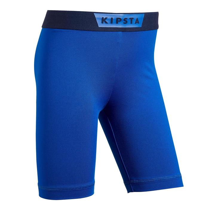 Short térmico júnior Keepdry 100 azul