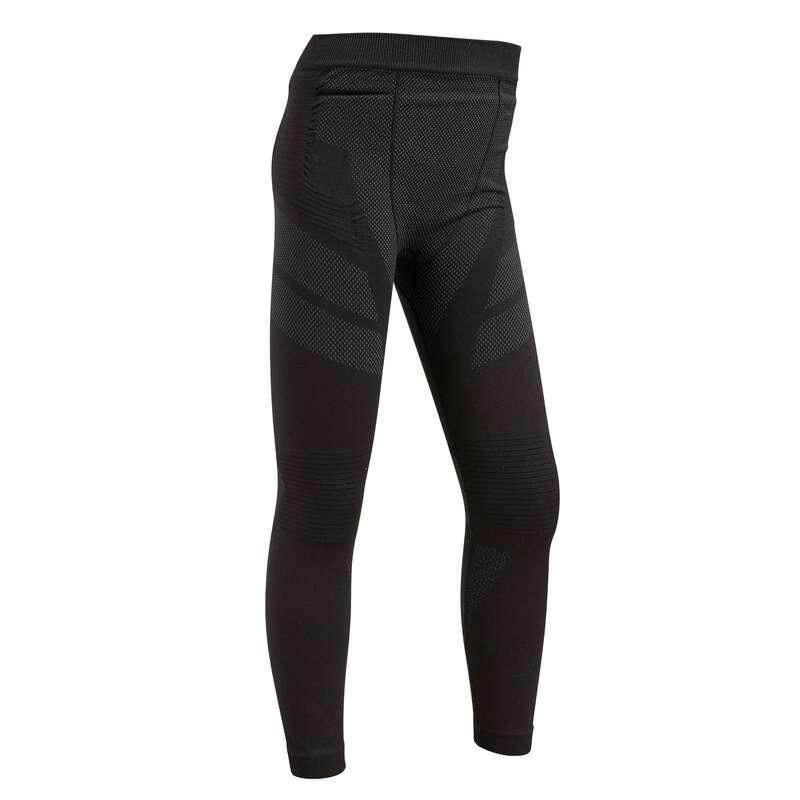 Lenjerie de corp sporturi echipă copii Fotbal - Colanți Termici Keepdry 500  KIPSTA - Imbracaminte Termica(Underwear)