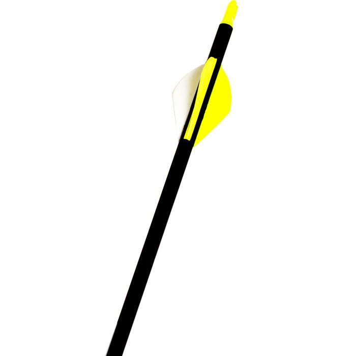 """Flèche carbone chasse arc à poulie 31.5"""" Spine 340 x3"""