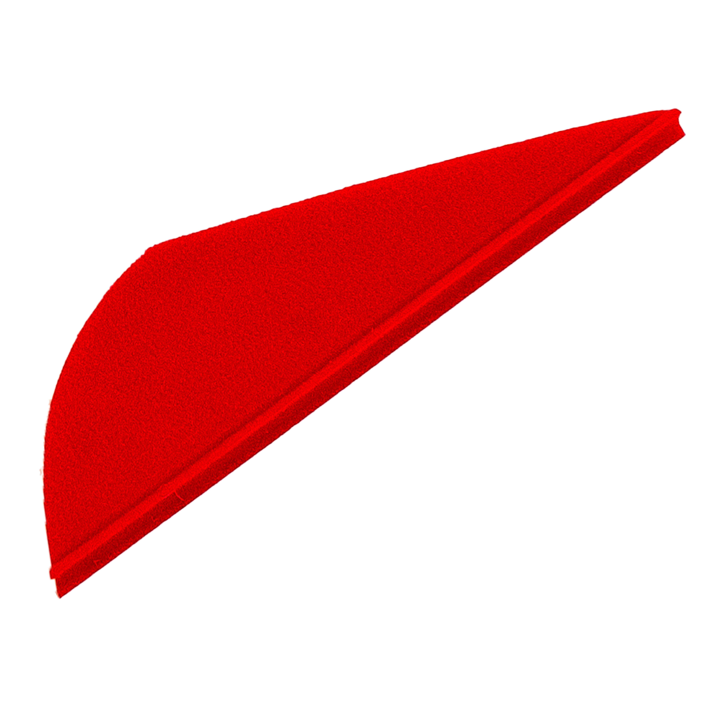 Pene x6 roșu
