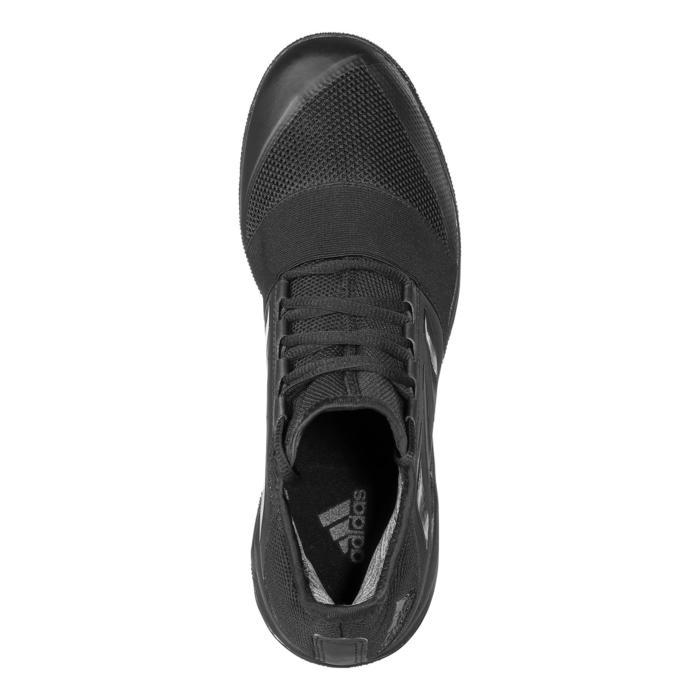 Chaussures de hockey sur gazon adulte intensité faible/moyenne Divox 1.9S noir