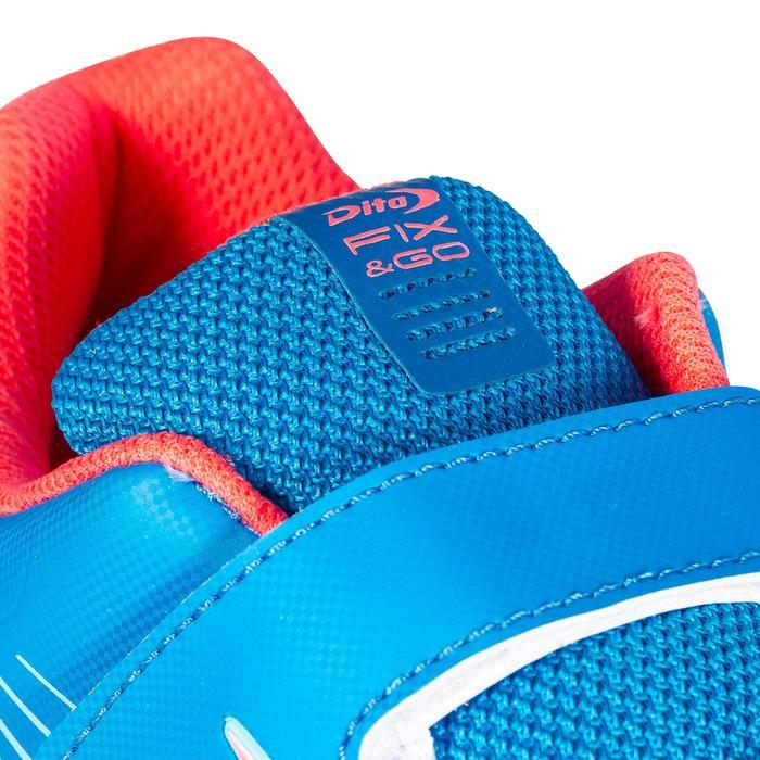 Hockeyschoenen voor kinderen lichte intensiteit FixAndGo roze