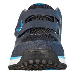 Chaussures de hockey sur gazon enfant intensité faible FixAndGo gris