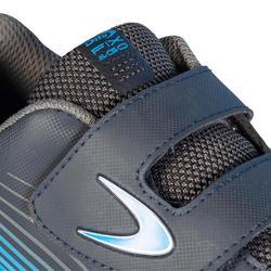 Hockeyschoenen voor kinderen laag intensief Fix And Go blauw/grijs