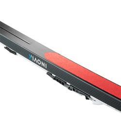 Ski de fond classique 900 à peaux cambre MEDIUM + Fixation Rottefella Xcelerator