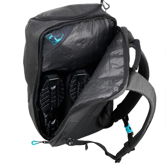 Rugzak voor langlaufschoenen en accessoires XC S BOOTBAG 500