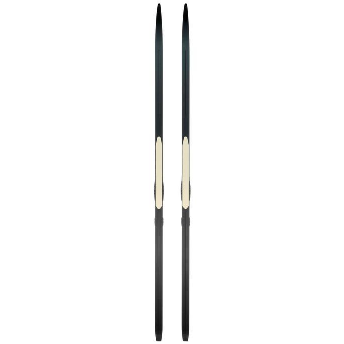 Ski de fond classique 550 à peaux - Cambre HARD + fixation XCELERATOR