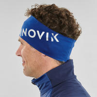 Adult Cross-Country Skiing Headband XC S Head 500 -Blue