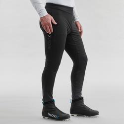 Collant de ski de fond noir XC S TIGHT 500 homme