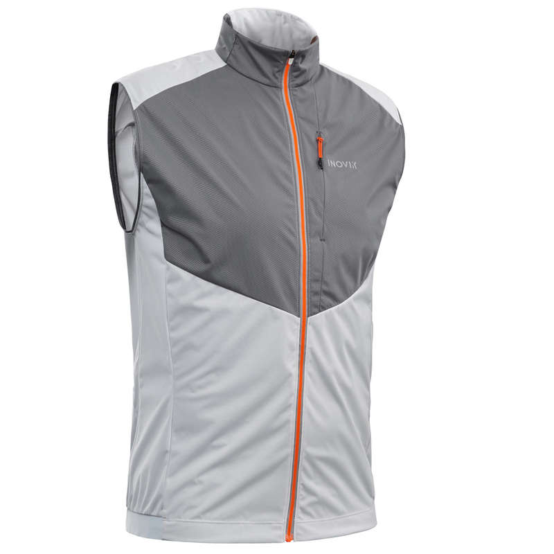 ADULT CROSS COUNTRY CLOTHING Hiking - Cross-country Ski Jkt XC S 500 INOVIK - Hiking Jackets