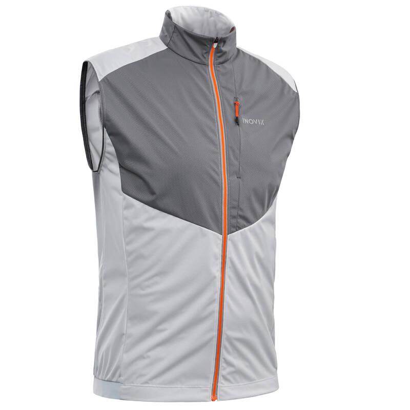 OBLEČENÍ NA BĚH NA LYŽÍCH Běžecké lyžování - VESTA NA BĚŽKY 500 INOVIK - Oblečení na běžky