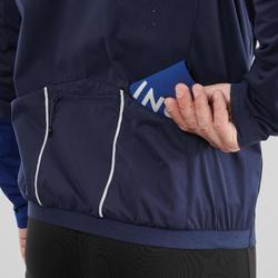 Langlaufjacke XC S Soft 500 leicht Herren blau