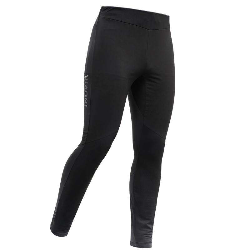 Men's Cross-Country Skiing Tights XC S 500 - Black