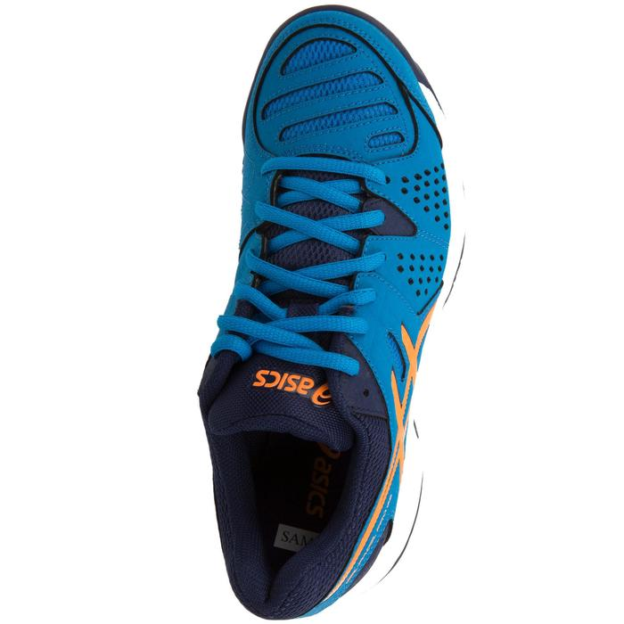 Tennisschoenen voor kinderen Gel-Padel Pro 3 GS blauw/oranje