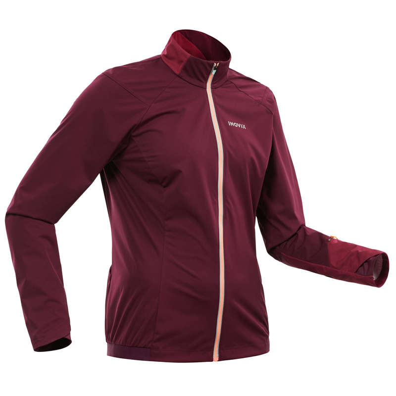 ADULT CROSS COUNTRY CLOTHING Cross-Country Skiing - Women's Light Jacket XC S 500 INOVIK - Cross-Country Skiing