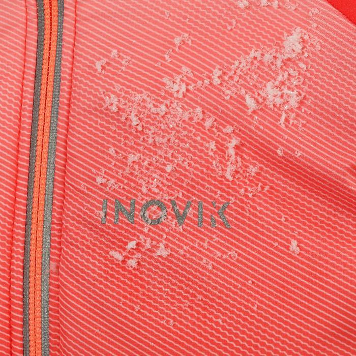 Langlaufjas roze XC S JACKET 550 dames