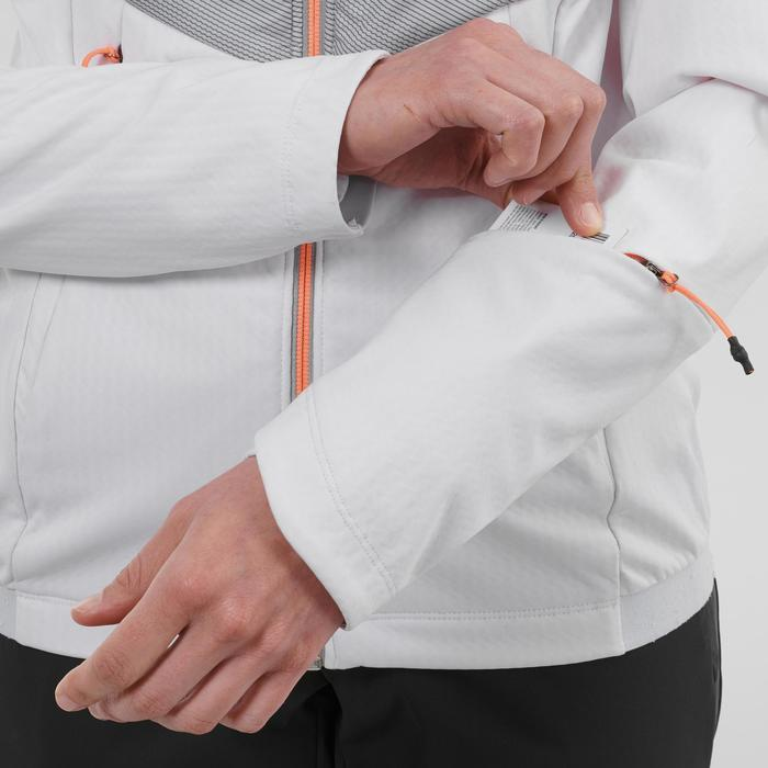 Langlaufjas voor dames XC S 550 wit