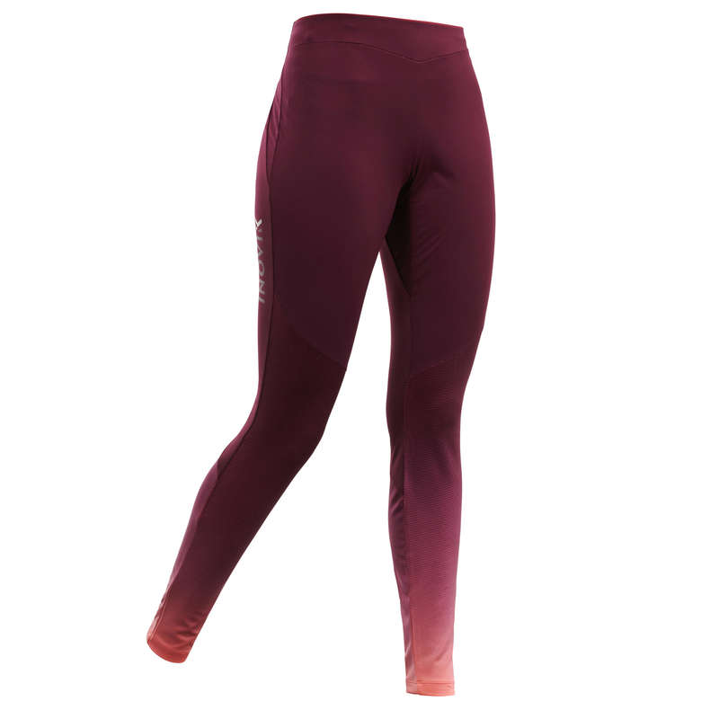 ADULT CROSS COUNTRY CLOTHING Cross-Country Skiing - Women's Tights XC S 500 INOVIK - Cross-Country Skiing