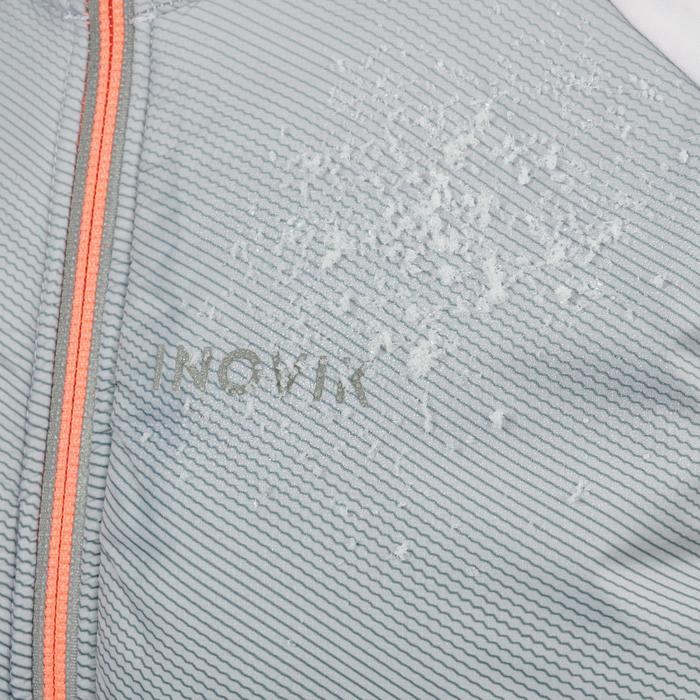 Chaqueta de esquí de fondo MUJER XC S JACKET 550 blanco