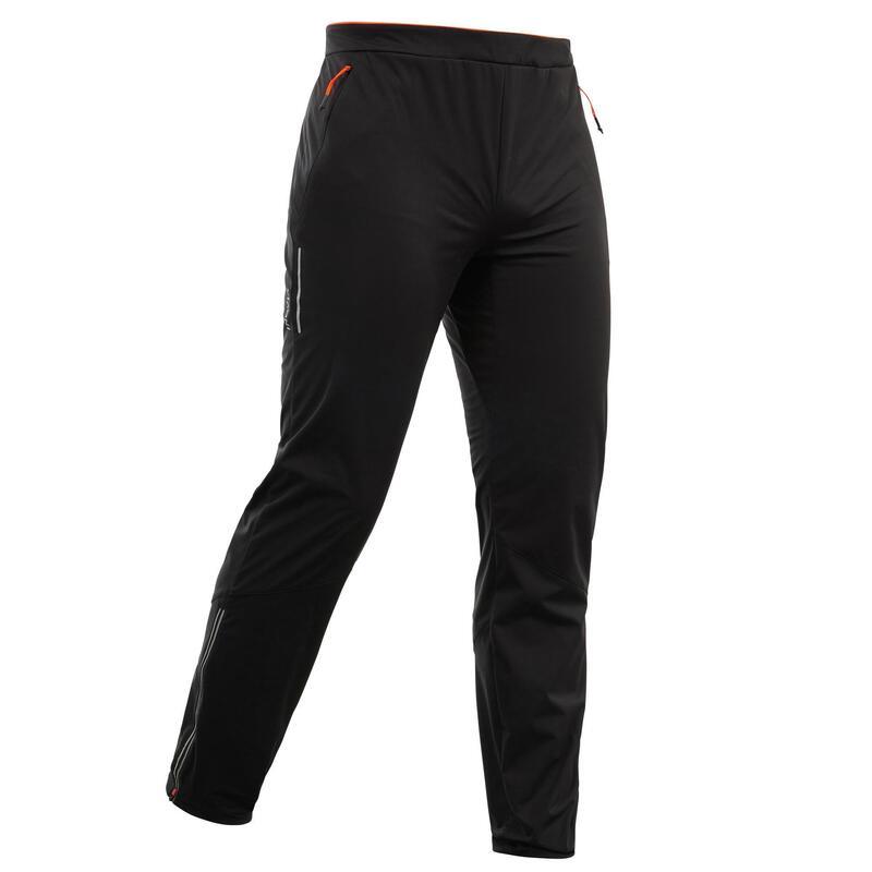Pantaloni sci di fondo uomo XC S 500 neri
