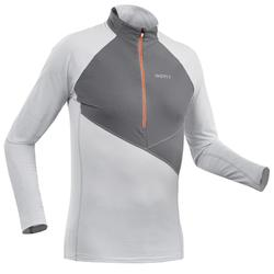 Camiseta ligera de manga larga XC S TS 500 hombre gris