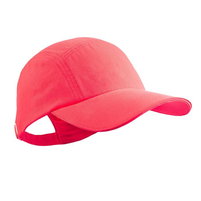 Gorra fitness cardio-training rosa