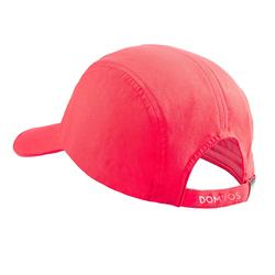 Casquette fitness cardio training rose