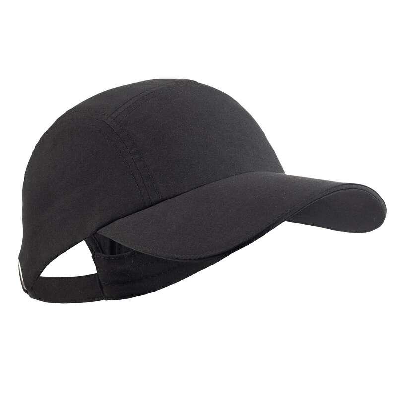 FITNESS CARDIO CAPS HEADBANDS Clothing  Accessories - Fitness Cap - Black DOMYOS - Clothing  Accessories