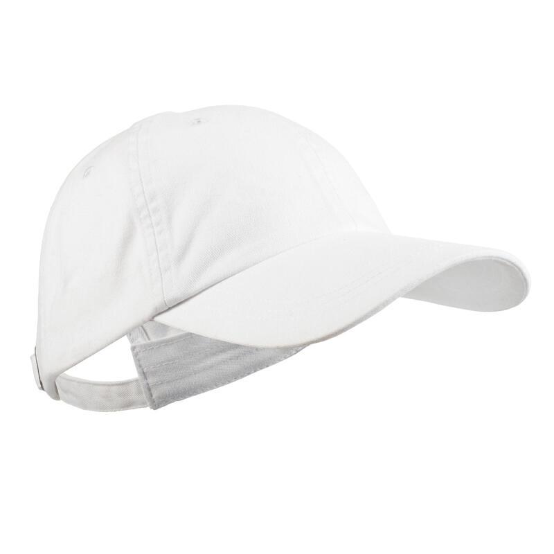 Fitness Cardio Training Cap - White