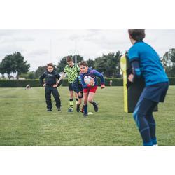 Bouclier de percussion rugby R500 enfant
