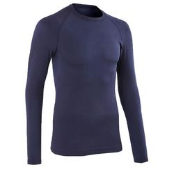 Training Cycling Long-Sleeved Base Layer - Navy Blue
