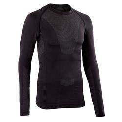 Training Cycling Long-Sleeved Base Layer - Black
