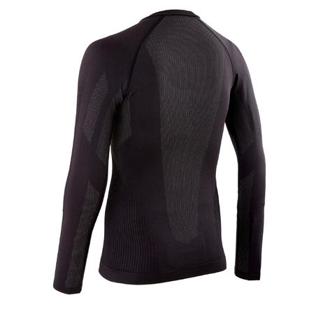 Training Cycling Long-Sleeved Base Layer – Black