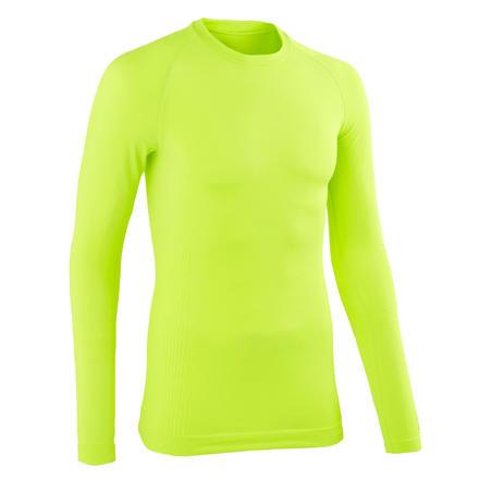 Термофутболка для тренувань, для велоспорту - Жовта