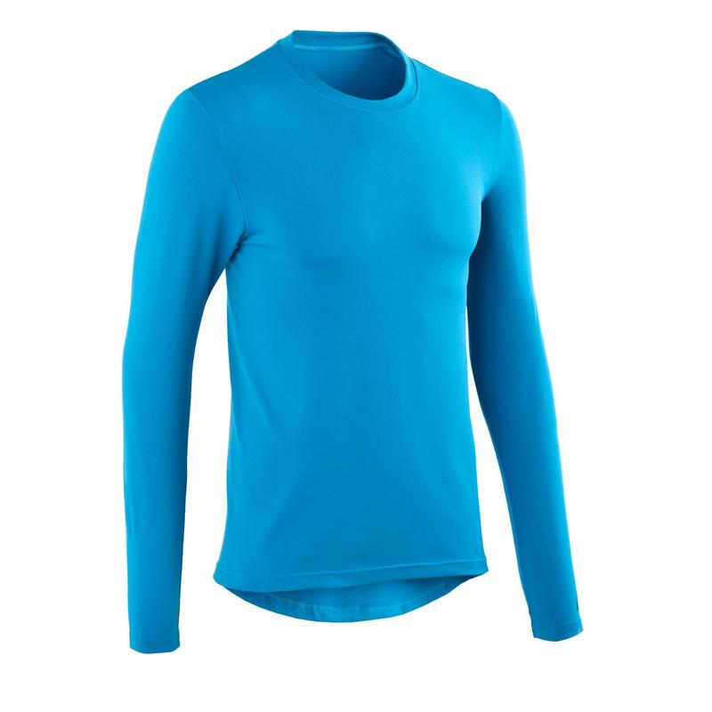 Essential Cycling Long-Sleeved Base Layer - Blue