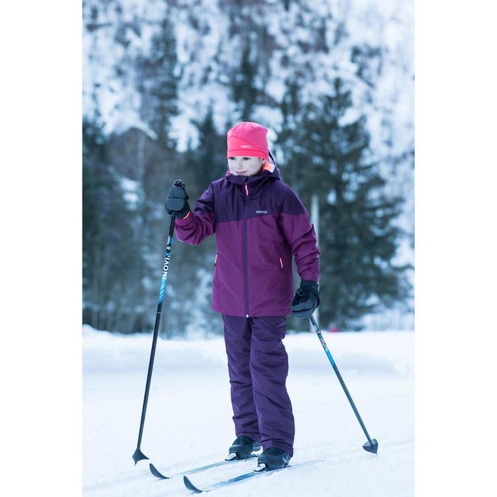 Bâtons de ski de fond junior bleu XC S POLES 100