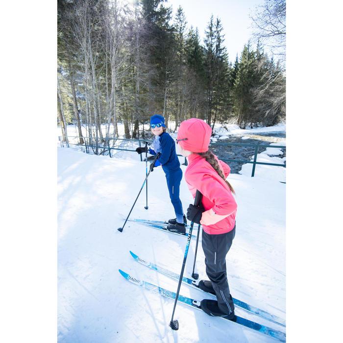 Botas de esquí de fondo clásico XC S BOOTS 150 JÚNIOR