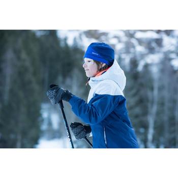 Veste de ski de fond bleu XC S JKT 100 ENFANT