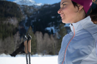 cross-country skiing for women