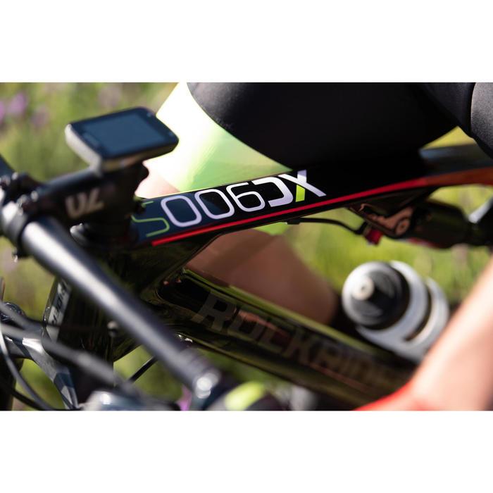 "Mountainbike XC 900 S 29"" Fully carbon rood/zwart"