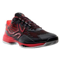 Padel schoenen heren PS990 zwart/rood