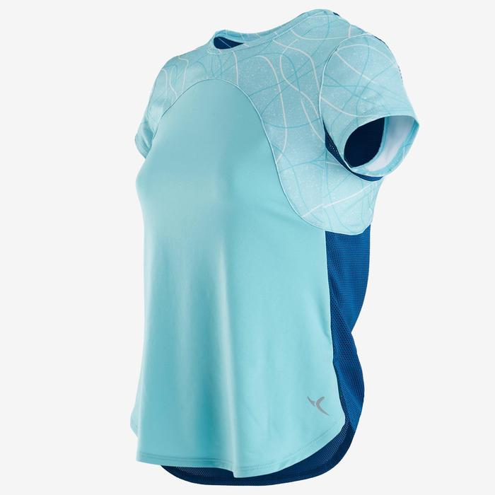 T-Shirt S900 Gym Kinder blau