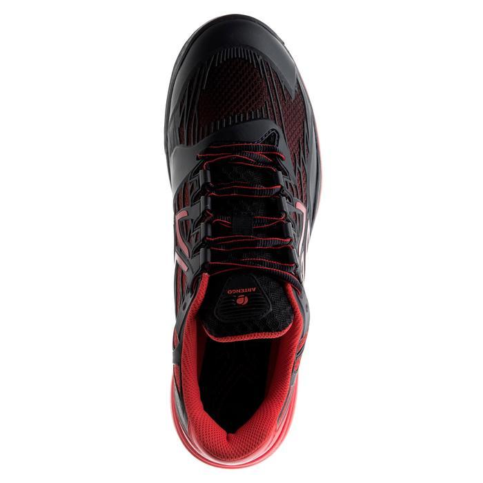 CHAUSSURES DE PADEL HOMME PS990 Noir rouge